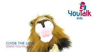 Imperativos en Ingles para niños con Clyde the Lion