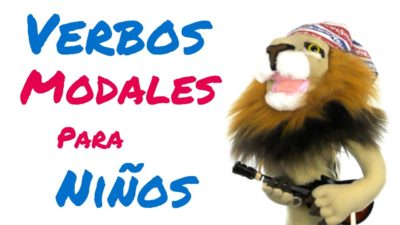 Clyde the Lion y los Verbos Modales en Inglés for KIDS